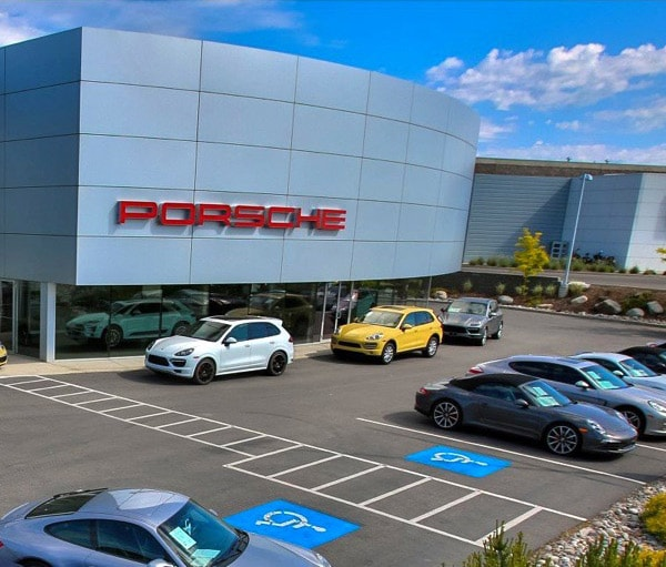 Porsche Dealers In Va >> Porsche Of Charlottesville New Porsche Dealership In